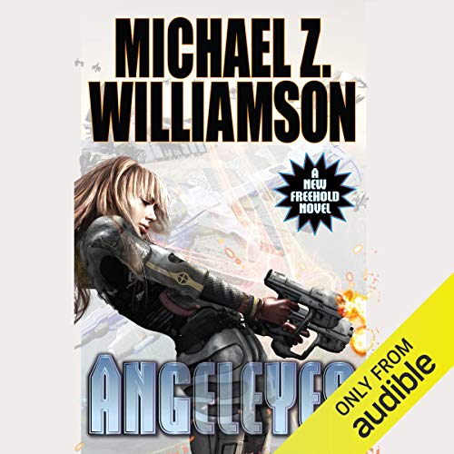 Angeleyes: Freehold, Book 8