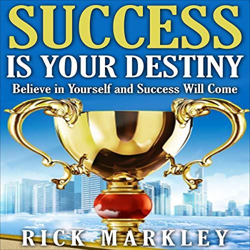 Success Is Your Destiny Titelbild