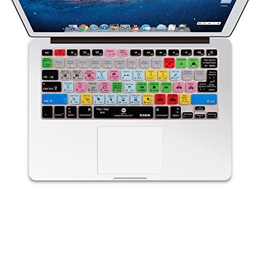 meidakai XSKN–Funda para el Teclado de MacBook, MacBook Pro, MacBook Air, de 13