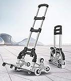 Yinleader aluminium monte-escalier...