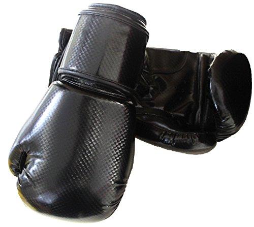 Lisaro Kinder Boxhandschuhe Farbe schwarz Gr. 6 unzen/Boxhandschuhe Kid