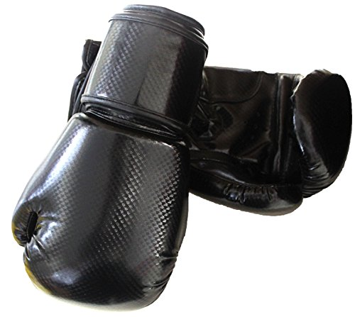 kinder Boxhandschuhe Farbe schwarz Gr. 6 unzen / Boxhandschuhe KID