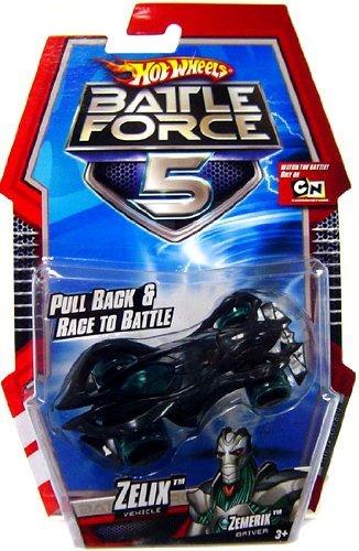hot wheels battle force 5 cars - 3