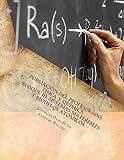Formación del Profesorado: Física y Química: Temas 32, 33, 34, 40 y 49: Bloque III: Sistemas Materiales y Modelos Atómicos