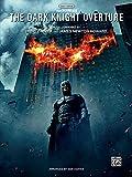 The Dark Knight Overture: Easy Piano, Sheet