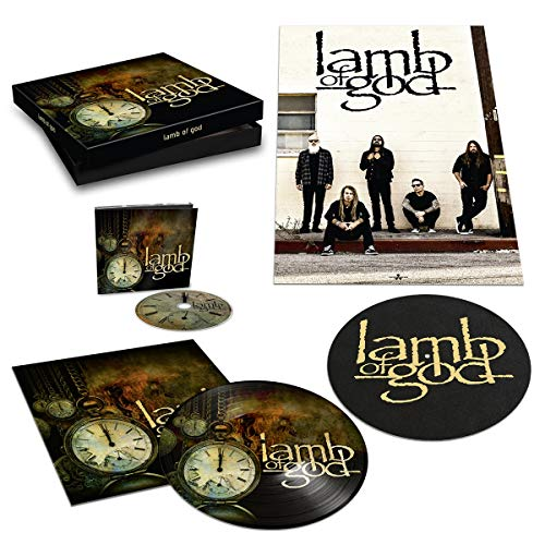 Lamb of God-Box (Deluxe Edition) [Vinyl LP]