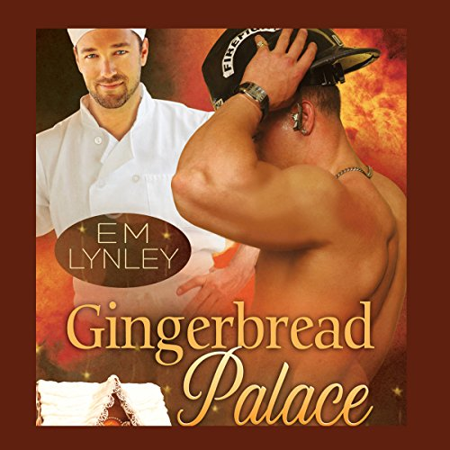 Gingerbread Palace audiobook cover art