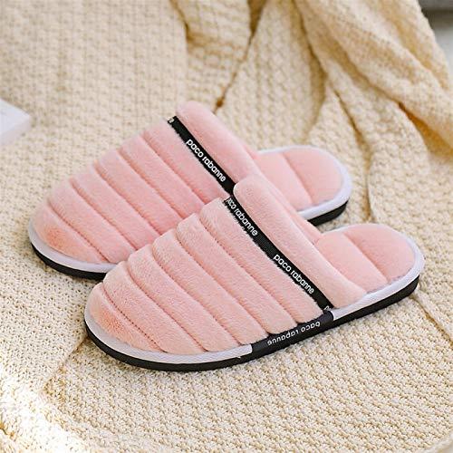 Frauen Warm Nicht Hyococ (Color : Pink, Size : 8)