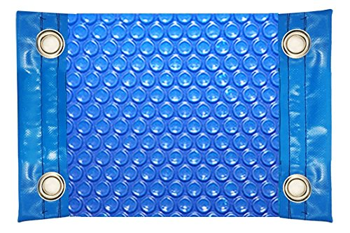 International Pool Protection Manta TÉRMICA (COBERTOR TÉRMICO-Cubierta ISOTÉRMICA-TOLDO para Piscina) DE 600...