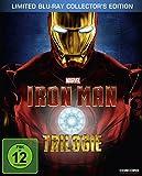 Iron Man - Trilogie - Steelbook inkl. exklusivem Iron Man Comic [Blu-ray] [Limited Collector's Edition] [Alemania]