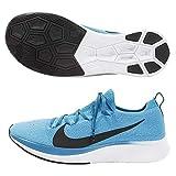 Nike Zoom Fly Flyknit, Zapatillas de Atletismo para Hombre, Multicolor (Blue Orbit/Black/White/Photo Blue 000), 44 EU