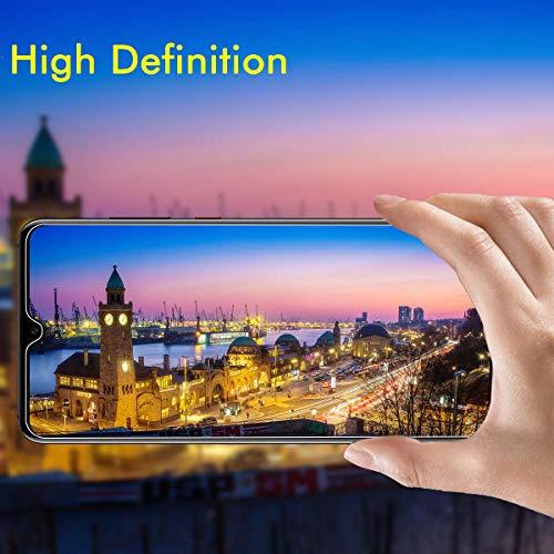 FUMUM Huawei Mate 20 Folie, Premium 9H HD Schutzfolie für Huawei Mate 20 (16,23cm) Schutzglas [Anti Fingerabdruck] Bubble-frei-2 Pack - 5