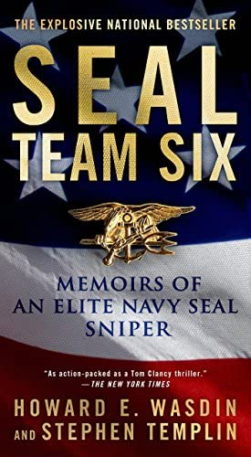 SEAL Team Six Memoirs of an Elite Navy SEAL Sniper product image