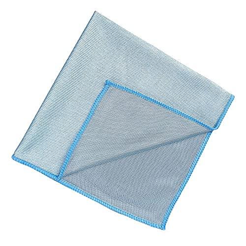 MCYAW Sin traza absorbible 3 Tamaño Suave Microfibra Sin Pelusa Coche Coche Limpieza Toalla Cocina Limpieza Limpieza Toallitas Limpiar Paño de Vidrio (Material : Color Random)