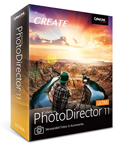 CyberLink PhotoDirector 11 Ultra Bild