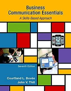 business communication essentials bovee