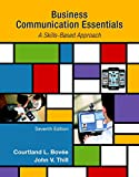 Business Communication Essentials (7th Edition)