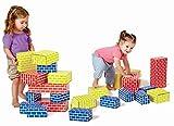 Edushape 709052 Corrugated Blocks (52 Piece)