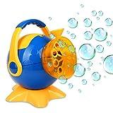 Schramm Seifenblasenmaschine Bubble Maker Seifenblasen- Maschine Seifenblasenkanone Seifenblasen Bubble Gun wie Seifenblasenpistole Seifenblasen Pistole Pistolen