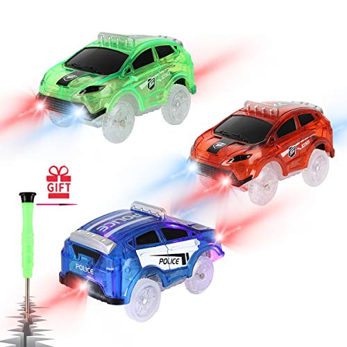 Top 10 car track toys racing cars flashing lights for 2020