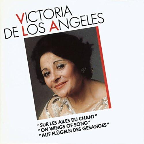 Victoria De Los Angeles/Sinfonia Of London/Orchestre De La Société Des Concerts Du Conservatoire/Rafael Frühbeck De Burgos