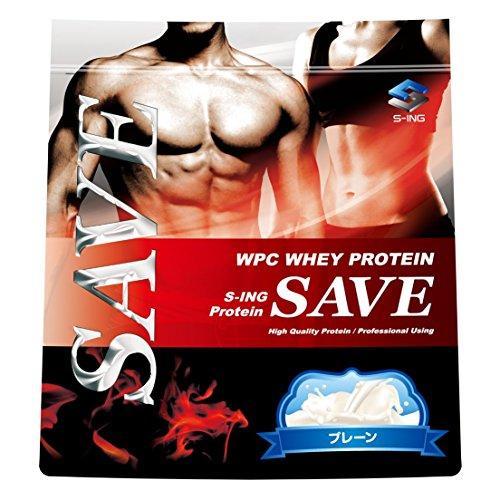 SAVE プロテイン プレーン 5kg WPC ホエイプロテイン [0060]