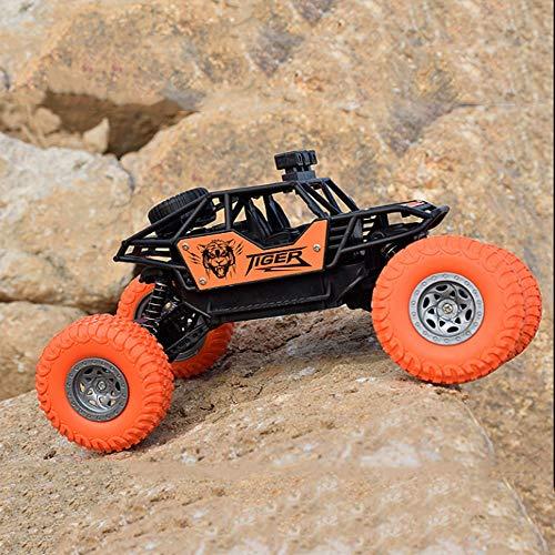 LQZCXMF Aleación Escalada Alta Velocidad 2.4 G De Tracción A Las Cuatro Ruedas Con Control Remoto 1:14 CARGA DE VEHÍCULO DE VEHÍCULO DINÁTICO Dynamic Racing Boy Toy Power Es Bueno Para El Año Nuevo Pa