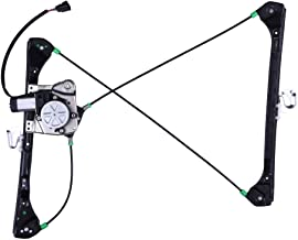 Catinbow741-641 Front Driver Side Power Window Regulator with Motor for Pontiac Grand Am 1999-2003 2004