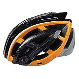 Casco Bici Da Corsa Uomo Specialized Casco da bicicletta CE certificato regolabile for adulti Casco protettivo leggero del casco traspirante for strada della bicicletta del ciclo della bici BMX LQHZWY