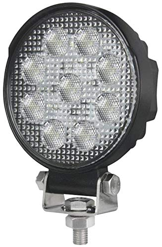 Hella 1G0 357 101-012 Arbeitsscheinwerfer - Hella ValueFit R1500 - LED - 12V/24V - 1500lm - geschraubt - Nahfeldausleuchtung - offene Kabelenden