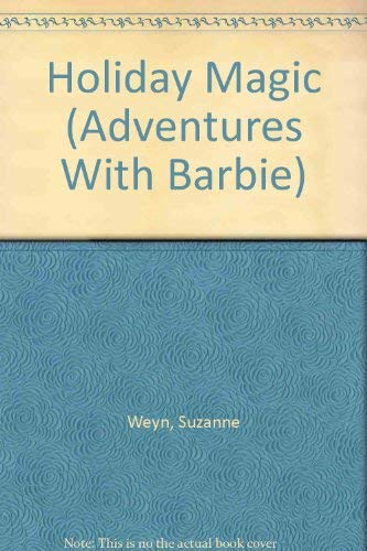Holiday Magic (Adventures With Barbie)