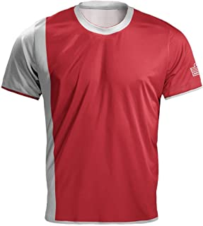 Admiral Men's Verso Reversible Soccer Jersey Youth Large
