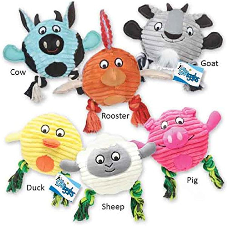 Grriggles Free Range Friend Sheep Toy