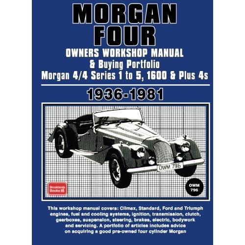 Morgan Cars: Amazon com