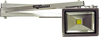 Pit Posse Swing Arm LED Flip Out Light (Silver)