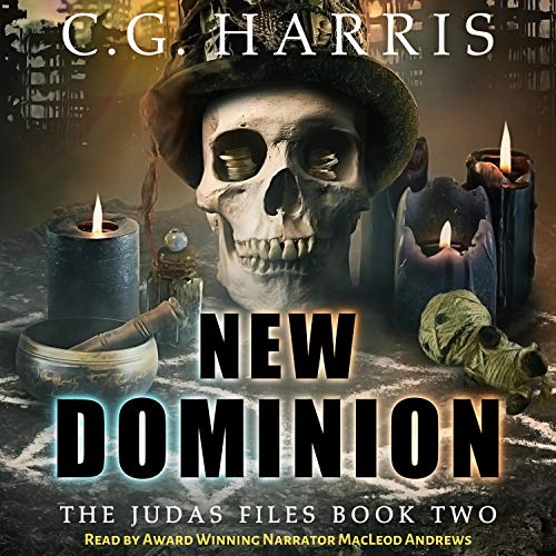 New Dominion Audiobook By C.G. Harris cover art