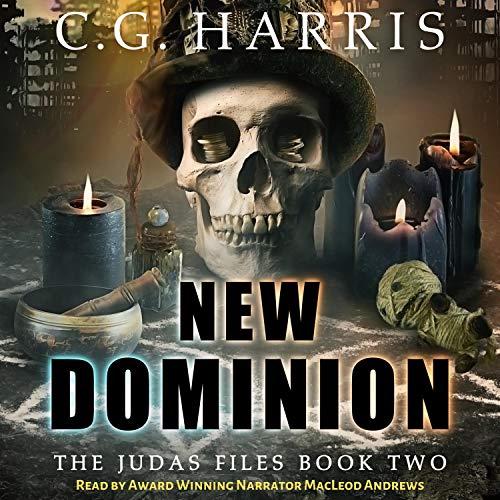 New Dominion cover art
