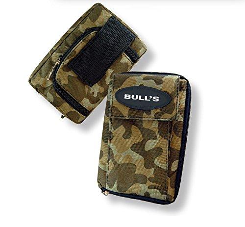 Bulls BULL'S MP Dartcase Camo, camouflage, 18 cm x 12 cm x 5.5 cm