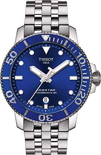 Orologio Tissot Seastar 1000 Powermatic 80 T1204071104100