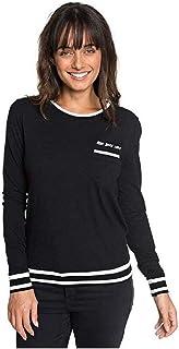 قميص Roxy النسائي Next Vacation بأكمام طويلة Erjzt04387