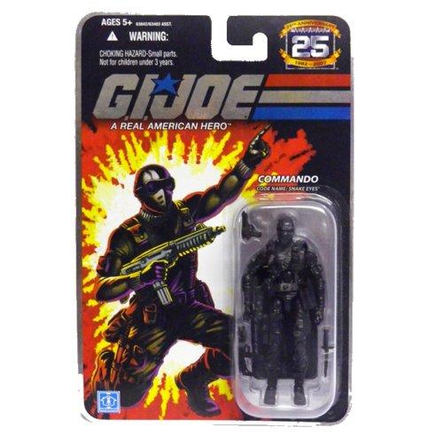 5 GI JOE Action Figure di grandi dimensioni blister caso LOTTO protegge Figura /& file card