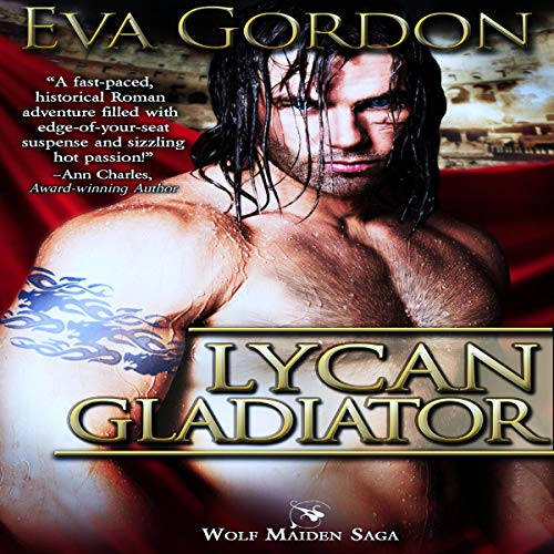 Lycan Gladiator cover art