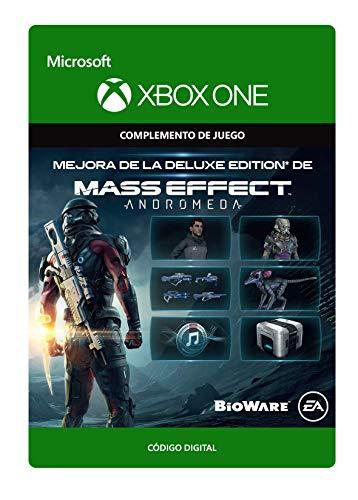 Mass Effect: Andromeda: Deluxe Upgrade  | Xbox One - Código de descarga