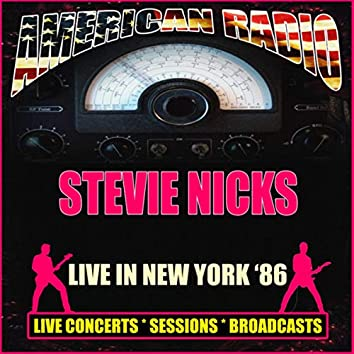 Live in New York '86 (Live)