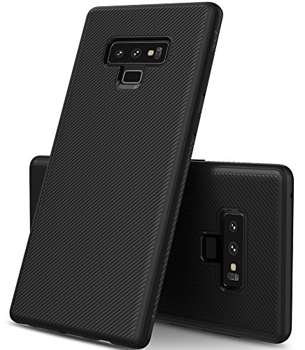 Geemai Samsung Galaxy Note 9 Cover,High Quality Ultra Slim Anti-graffio e Hard Totally Protective Cover per impronte digitali per cover...