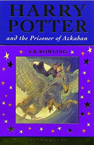 Harry Potter 3 and the Prisoner of Azkaban. Celebratory Edition