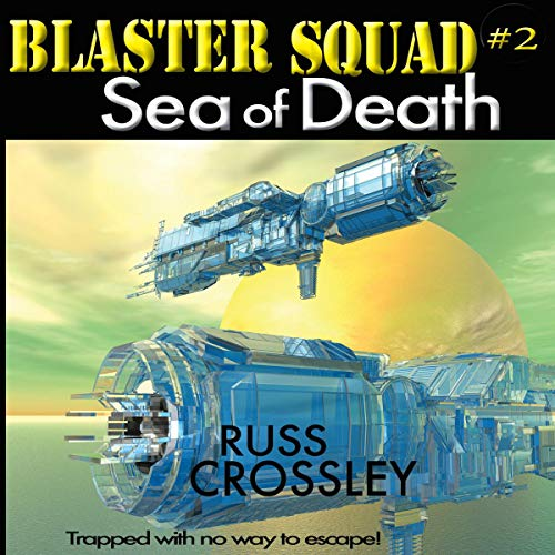 Sea of Death audiobook cover art