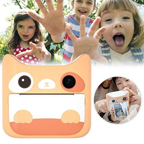 Nevay Kinder Kamera Kinder Digitaldruck Kamera Elektronische Spielzeug Kamera Geburtstag Spielzeug Geschenke Kid Action Kamera Kleinkind Video Recorder Stoßfest