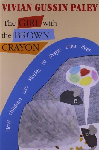 The Girl with the Brown Crayon