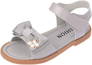 Warming Girl's Princess Sandals with Peals